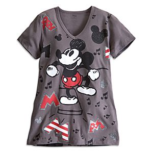 Mickey Mouse 1928 Tee for Women