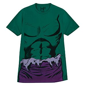 Outfit Hulk Tee by Mighty Fine for Men