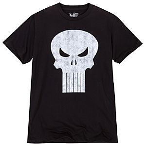 The Punisher Tee for Men by Mighty Fine