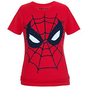 Spider-Man Tee for Women by Mighty Fine