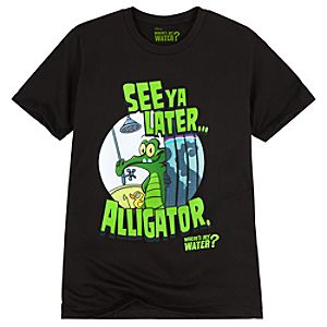 Wheres My Water? Swampy the Alligator Tee for Men