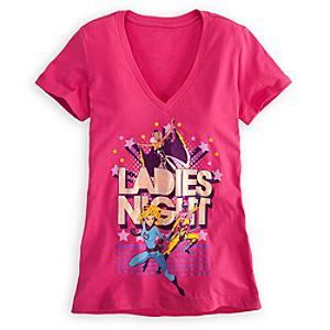Marvel Comics Heroines Tee for Women