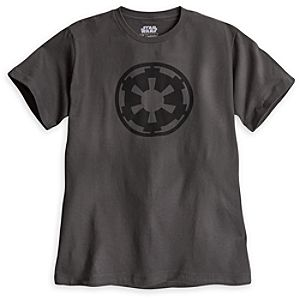 Imperial Crest Tee for Men - Star Wars
