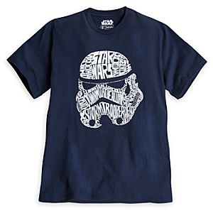 Stormtrooper Tee for Men - Star Wars