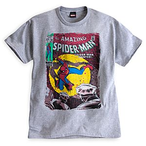 Spider-Man Comics Tee for Men