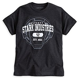 Iron Man 3 Stark Industries Tee for Men