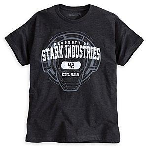 Iron Man 3 Stark Industries Tee for Men