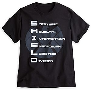 Agents of S.H.I.E.L.D. Tee for Men