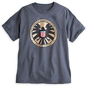 Agents of S.H.I.E.L.D. Emblem Tee for Men