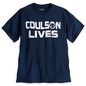 Agents of S.H.I.E.L.D. Coulson Lives Tee for Men