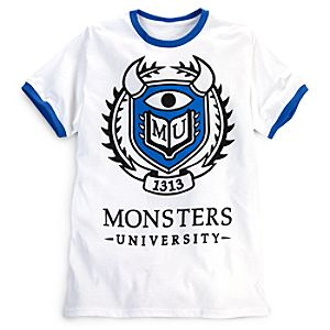 Monsters University Tee for Men