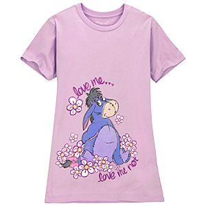 Daisy Eeyore Tee for Women -- Made With Organic Cotton