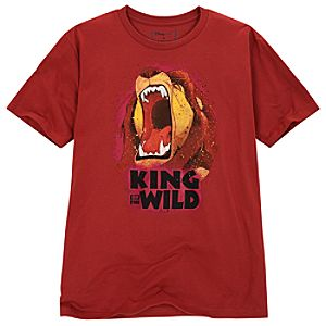 The Lion King Tee for Men -- Made With Organic Cotton