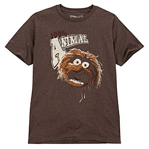 Muppets Animal Tee for Men -- Made With Organic Cotton