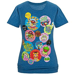 The Muppets Tee for Women -- Made With Organic Cotton