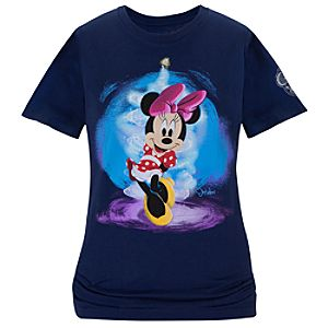 25th Anniversary Minnie Mouse Tee for Women