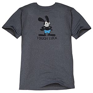 Tough Luck Oswald Tee for Men