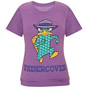 Undercover Agent P Tee for Women