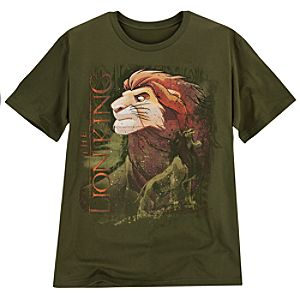 The Lion King Simba Tee for Men