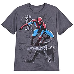 The Amazing Spider-Man Tee for Adults