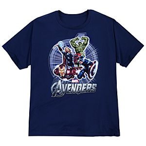 Movie Avengers Tee for Men -- Plus Size