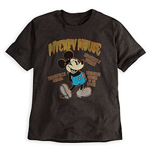 Halloween Monster Mickey Mouse Tee for Men