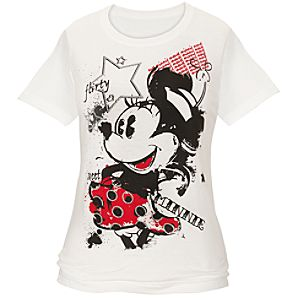 Minnie Mouse Tee for Women - Plus Size