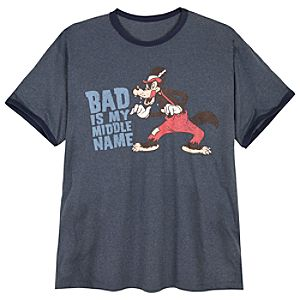 The Big Bad Wolf Tee for Men - Plus Size