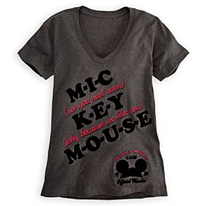 The Mickey Mouse Club Tee for Women