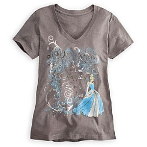 Cinderella Tee for Women