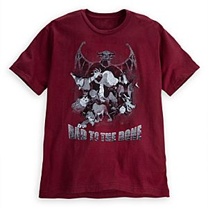 Classic Disney Villains Tee for Men
