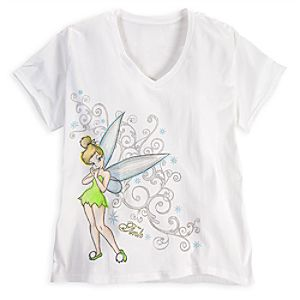 Tinker Bell Tee for Women - Plus Size