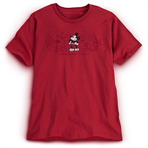 Mickey Mouse Tee for Men - Plus Size