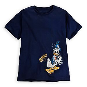 Donald Duck Tee for Men - Plus Size