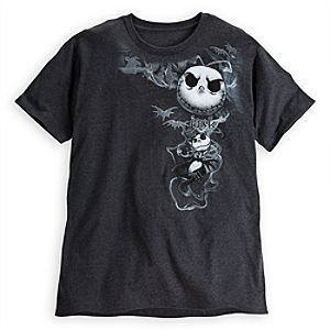 Jack Skellington Tee for Men - Plus Size