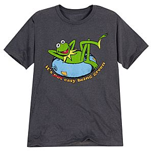 Its Easy Being Green Kermit the Frog Muppets Tee for Men