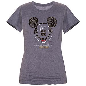 Design By Me Mickey Mouse Tee for Ladies