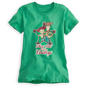 Woody and Jessie Tee for Women