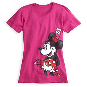 Minnie Mouse Tee for Women