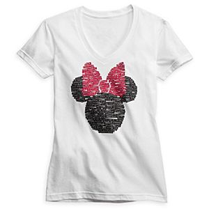 Minnie Mouse Icon Tee for Women