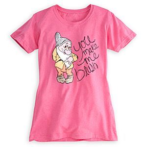 Bashful Tee for Women