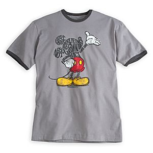 Mickey Mouse Tee for Men