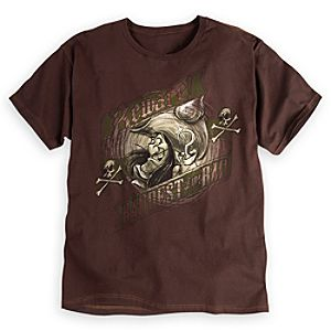 Captain Hook Tee for Men - Plus Size