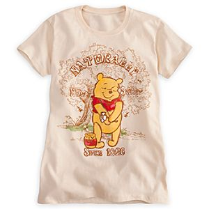 Winnie the Pooh Tee for Women