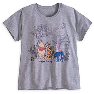 Winnie the Pooh and Pals Tee for Women - Plus Size