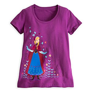 Anna Tee for Women - Frozen