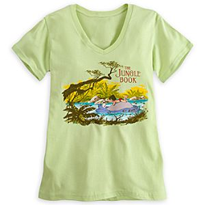The Jungle Book Tee for Women