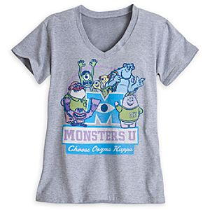 Monsters University Oozma Kappa Tee for Women