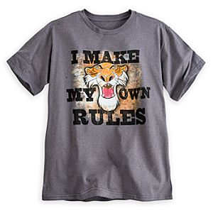 Shere Khan Tee for Men - The Jungle Book