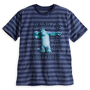 Sulley Striped Tee for Men
